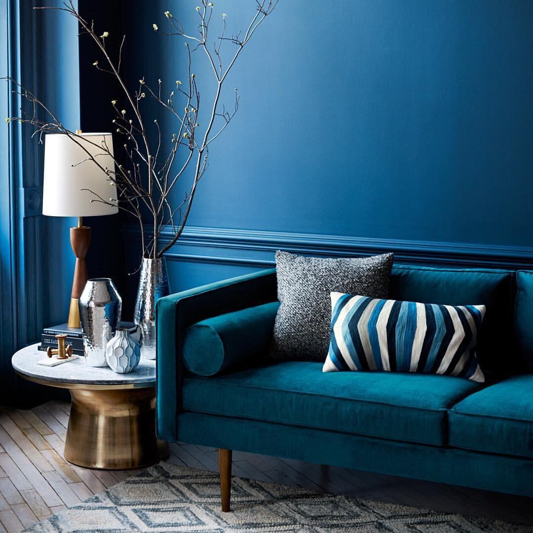 картинки на стену для интерьера в синем нашем сайте